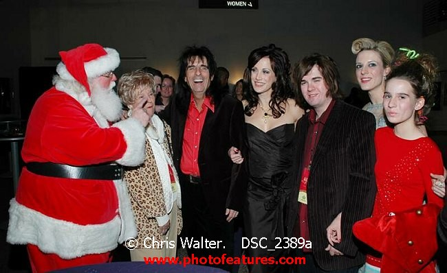 Alice Cooper Christmas Pudding 2005 Photo Archive Classic Rock ...
