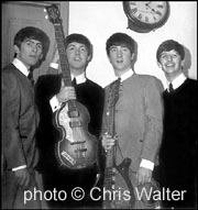 Beatles &copy; Chris Walter 1963 Royal Albert Hall