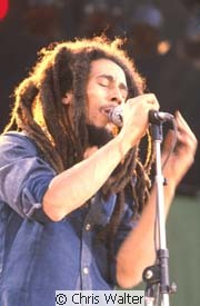 Bob Marley by © Chris Walter