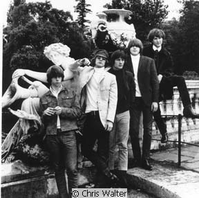 Byrds © Chris Walter     in London's Hyde Park