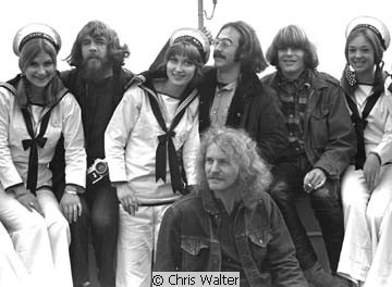 CCR in London © Chris Walter