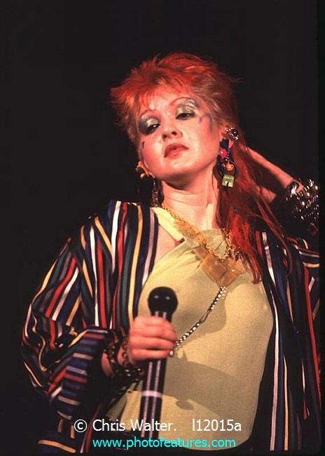 Cyndi Lauper Photo Archive Classic Rock photography by ...