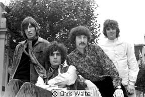Pink Floyd by &copy; Chris Walter