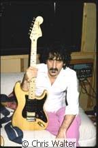 Frank Zappa by © Chris Walter