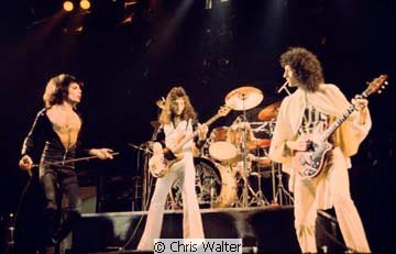 Queen in concert &copy; Chris Walter