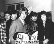 The Hollies &copy; Chris Walter