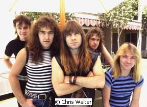 Photo of Iron Maiden by &copy; Chris Walter
