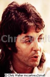 Paul McCartney by © Chris Walter