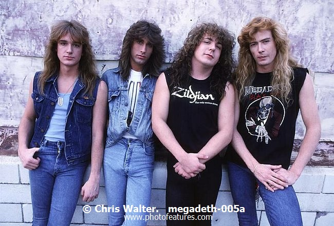 Glen Drover   Jeff Young Rule Out Megadeth Return