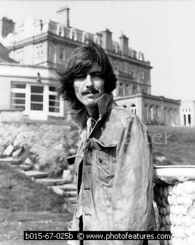 George Harrison on Magical Mystery Tour photo © Chris Walter