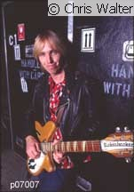Tom Petty &copy; Chris Walter