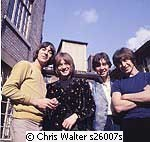 Small Faces, Steve Marriott, Ronnie Lane, Kenny Jones, Ian McLagan © Chris Walter