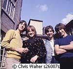 Small Faces, Steve Marriott, Ronnie Lane, Kenny Jones, Ian McLagan © Chris Walter