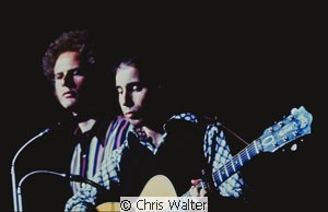 Simon and Garfunkel &copy; Chris Walter