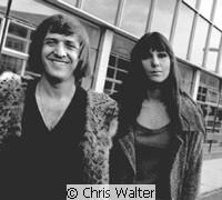 SONNY & CHER © Chris Walter