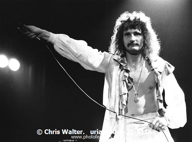 Uriah Heep Photo Archive Classic Rock And Roll Photography By Chris Walter For Media Use In Publications Tv Film Album Design And Online