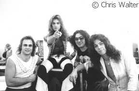 Van Halen by © Chris Walter