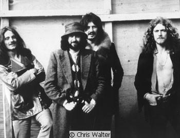 Led Zeppelin  by © Chris Walter