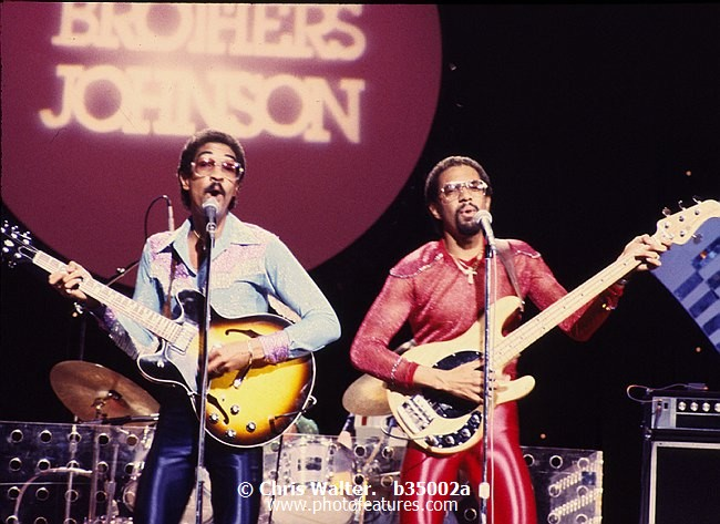The Brothers Johnson Appreciation thread